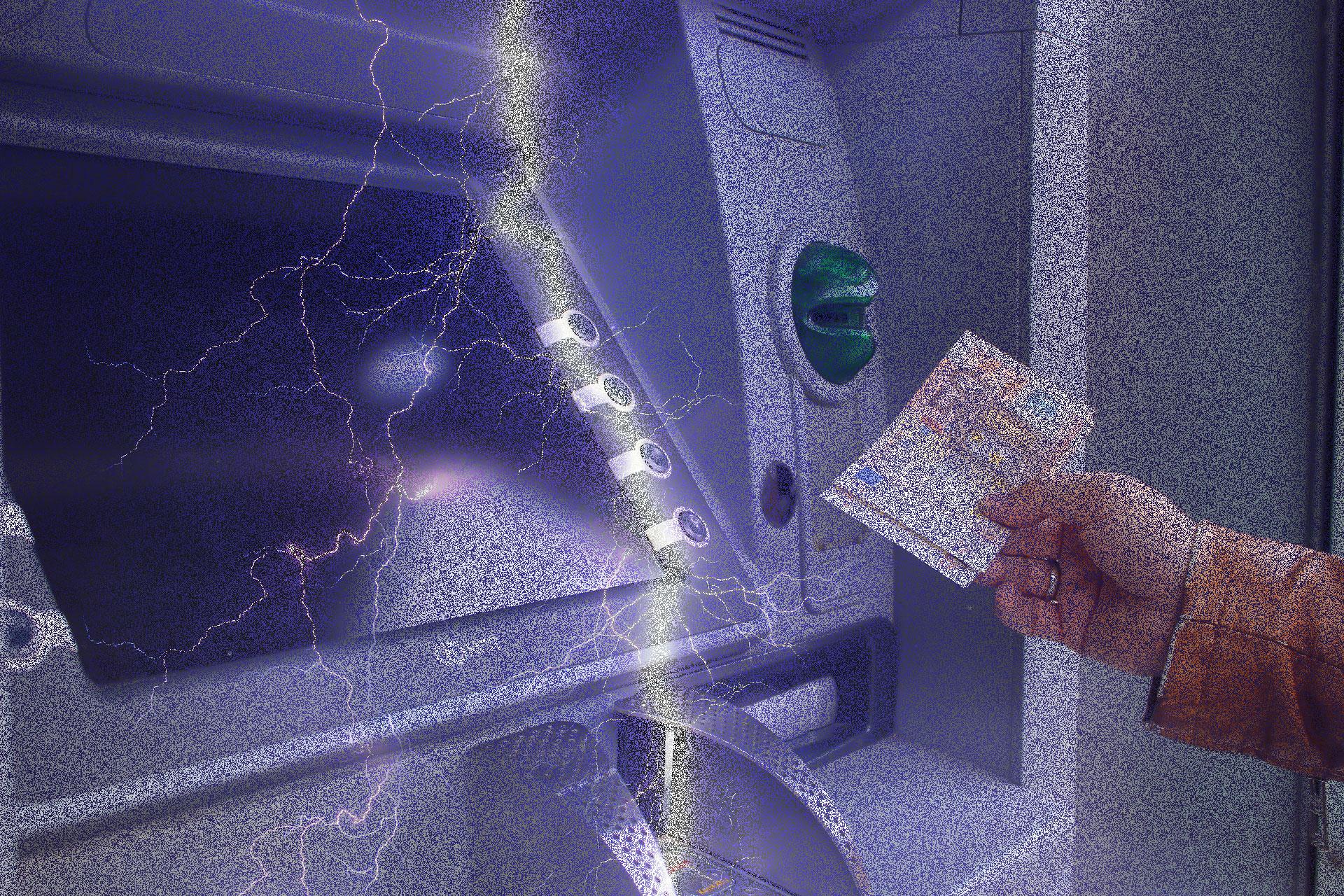 Lluvia de billetes en Guanajuato.